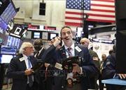 Chứng khoán Âu-Mỹ đồng loạt giảm điểm
