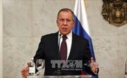 Ngoại trưởng Nga hối thúc Mỹ thể hiện trách nhiệm trong quan hệ song phương