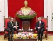 Kinh tế - thương mại là trụ cột quan trọng trong quan hệ Việt Nam - Hoa Kỳ