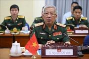 Trao đổi chính sách quốc phòng Việt Nam-Lào lần thứ nhất