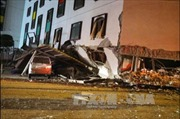 Ít nhất 1 người thiệt mạng vì động đất ở Đài Loan (Trung Quốc)
