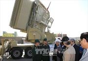 Iran ra mắt hệ thống phòng thủ tên lửa sản xuất trong nước