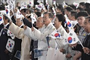 Hàn Quốc kỷ niệm 74 năm Ngày Quốc khánh