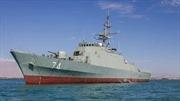 Iran triển khai tàu khu trục tới Vịnh Aden
