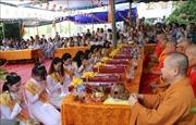 Vu Lan báo hiếu giúp duy trì bản sắc văn hóa truyền thống tốt đẹp của người Việt Nam