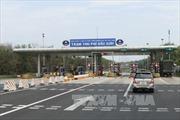 Từ 11/11, xử lý vi phạm xe không dán thẻ đi vào làn thu phí không dừng