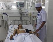 Cứu sống một bệnh nhân bị đâm thủng tim