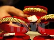 Giá vàng châu Á giảm phiên thứ tư liên tiếp