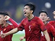 Vòng loại World Cup 2022: Văn Hậu hội quân cùng tuyển Việt Nam - Thái Lan bất ngờ đổi sân tập
