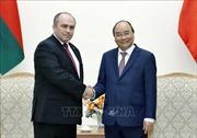 Thủ tướng Nguyễn Xuân Phúc tiếp Phó Thủ tướng Cộng hòa Belarus
