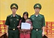 Bắt giữ 216 hộp pháo nhập lậu từ Trung Quốc