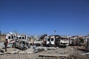 Ít nhất 36 người thương vong trong các vụ đánh bom liên tiếp tại Afghanistan