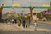 Trên 60.000 người phải đi sơ tán khi Thổ Nhĩ Kỳ tấn công người Kurd