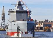 Nga hạ thủy tàu phá băng chiến đấu đầu tiên