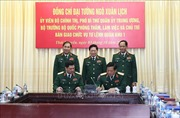 Thiếu tướng Nguyễn Hồng Thái tiếp nhận chức vụ Tư lệnh Quân khu 1