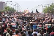 Biểu tình tái diễn, Iraq ngắt kết nối Internet