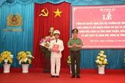 Đại tá Lê Việt Thắng được điều động làm Giám đốc Công an tỉnh Bạc Liêu