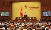 Kỳ họp thứ 8, Quốc hội khóa XIV: Thông cáo báo chí số 21