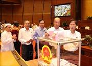 Miễn nhiệm ông Nguyễn Khắc Định và bà Nguyễn Thị Kim Tiến để nhận nhiệm vụ mới