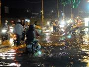 Trung Bộ và Tây Nguyên đề phòng lốc sét, Nam Bộ nguy cơ ngập lụt