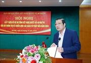 Hội nghị lấy ý kiến dự thảo Đề án tổng kết Nghị quyết số 49-NQ/TW của Bộ Chính trị