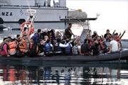 Cyprus cứu 120 người di cư Syria trôi dạt trên biển