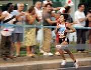 Nữ VĐV Mizuki Noguchi được chọn là người rước đuốc Olympic Tokyo 2020