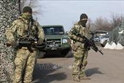 Ukraine đề nghị OSCE về việc bắt đầu rút quân