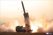 Triều Tiên có thể đã hoàn tất chương trình vũ khí chiến thuật tầm ngắn mới