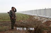 Mỹ dựng các trạm quan sát ở biên giới Syria-Thổ Nhĩ Kỳ
