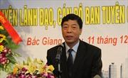 Bắc Giang xử lý nhiều tổ chức đảng, đảng viên vi phạm