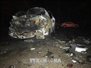 Đánh bom xe gần biên giới Syria - Thổ Nhĩ Kỳ