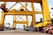 Giá dịch vụ bốc dỡ container tại các cảng biển được điều chỉnh tăng 10%
