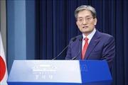 Hàn Quốc tiếp tục duy trì đối thoại thúc đẩy giải quyết vấn đề Triều Tiên