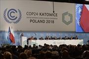 COP 24: Các nước thống nhất lộ trình thực hiện Hiệp định Paris về biến đổi khí hậu