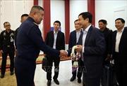 Đoàn đại biểu quân sự cấp cao Việt Nam thăm chính thức Vương quốc Thái Lan