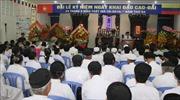 Đồng chí Trần Thanh Mẫn chúc mừng 94 năm Khai đạo Cao Đài