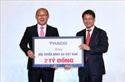 HLV Park Hang Seo dành 100.000 USD tiền thưởng làm từ thiện, phát triển bóng đá Việt Nam