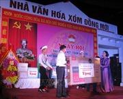 Ngày hội Đại đoàn kết toàn dân tộc tại Hòa Bình