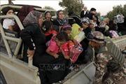 Khoảng 28.000 người Syria tại Jordan hồi hương