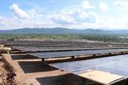 Điện mặt trời giải quyết sức ép về nhu cầu năng lượng