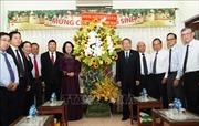 Phó Chủ tịch nước chúc mừng Tổng Liên hội Hội thánh Tin Lành Việt Nam (miền Nam)