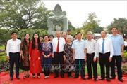 Lễ khánh thành biểu tượng tri ân của học sinh miền Nam với nhân dân Vĩnh Phúc
