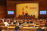 Thông cáo số 22 Kỳ họp thứ 6, Quốc hội khóa XIV