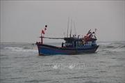 Cứu nạn thành công tàu cá cùng 17 thuyền viên gặp nạn trên biển Nghệ An