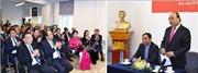 Thủ tướng Nguyễn Xuân Phúc thăm Đại sứ quán và cộng đồng người Việt Nam tại Na Uy