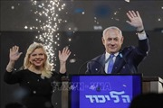 Truyền thông Israel: Thủ tướng Benjamin Netanyahu chiến thắng trong cuộc tổng tuyển cử