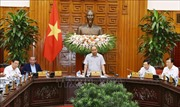 Thường trực Chính phủ họp xem xét việc triển khai Luật Quy hoạch