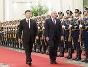 Trung Quốc và Đức nhất trí thúc đẩy quan hệ đối tác chiến lược toàn diện