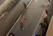 Hình phạt cao nhất tài xế Mercedes gây tai nạn ở hầm Kim Liên là 10 năm tù